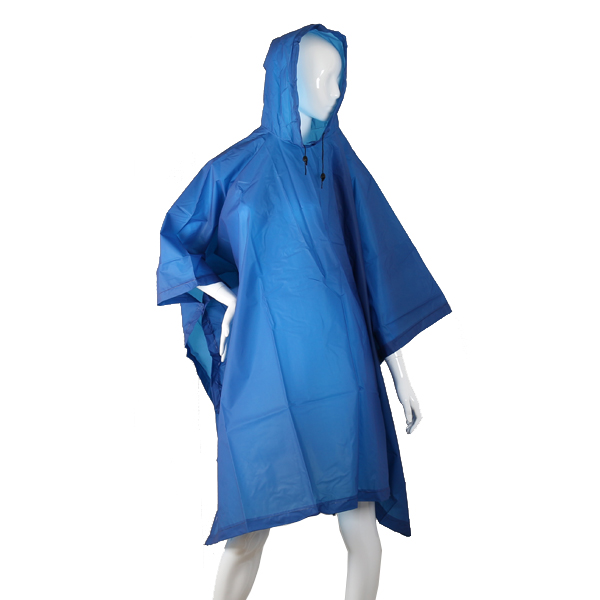 HBS Poncho Durável - Azul Escuro